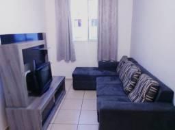 Alugo apartamento mobiliado prox ufms
