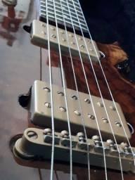 Guitarra Luthier Inaldo Souza