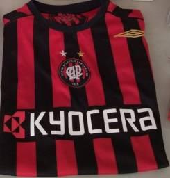 Camisa Atlético Paranaense Oficial