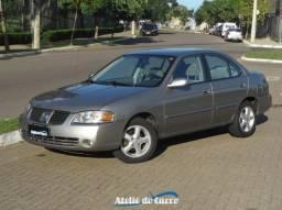 Nissan Sentra GXE 2005 Automático Original e Conservado - Ateliê do Carro