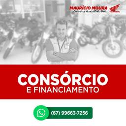 Adquira sua Honda 0 KM Consorcio e Financiamento