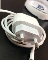 Carregador para iphone 11 pro max( serve em todos iphones)