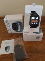 Smartwatch Colmi P8. Aceito cartão