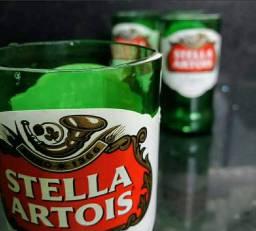 Vendo Jogo de 6 copos da Stella 600ml !!!