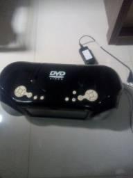Aparelho de som com DVD TV rádio e entrada de cartão de memória USB