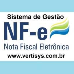 Software Emissor de notas fiscais para empresas em geral. Caixa, Estoque, Financeiro