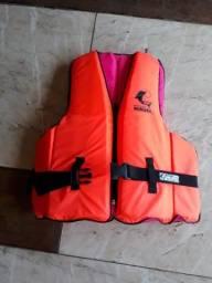 Colete salva vidas Nomura - 75kg