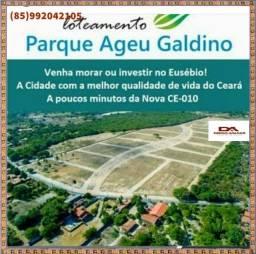Título do anúncio: :: lotes no Eusébio >> invista no futuro ::