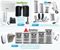Manutenção de Interfones, Contagem, Bh, Betim.