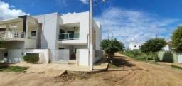 Vendo casa dúplex em Monteiro