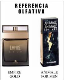 Empire Gold Referência ao Animale For Men