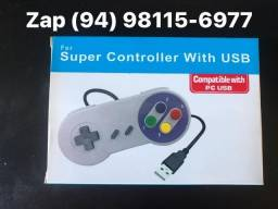 Controle S NES