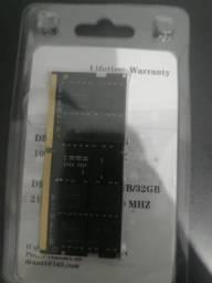 Memória Ddr4 notebook 8Gbs