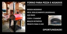 [ Retirar no Local - B. Jardim Alvorada, BH] Forno Profissional para Pizzas e Assados