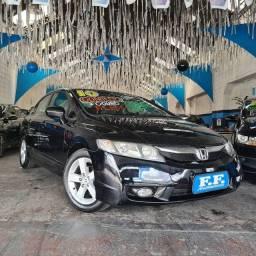 CIVIC 2009/2010 1.8 LXS 16V FLEX 4P AUTOMÁTICO