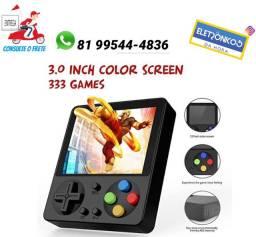 Vídeo game 3 33 Jogos MINI Game Boy Retro Portátil de 8 Bits GameBoy Nostálgico só Zap