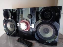 Rádio Mini-System Panasonic