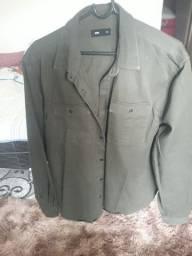 Jaqueta G nova tecido de algodão  R$ 70 - Faço entrega