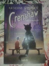 Livro de leitura:Crenshaw.