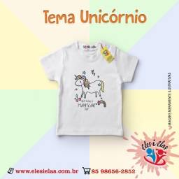 Camisetas Unicórnio lovers 1