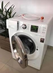 Máquina de Lavar 10kg da Samsung Ecobubble Entrego