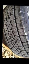 Rodas de Amarok 16 com pneus zero