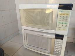 consertos de microondas e lavadoras ,aceito cartão zap * e *