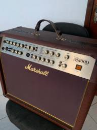 Amplificador Marshall Acoustic AS100D Combo 100W