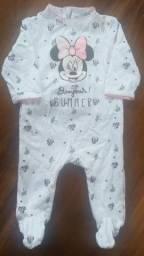 Macacão Disney Tamanho 3 meses P - Miney