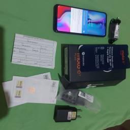 Celular Motorola moto E7 Plus 64 gb de memória