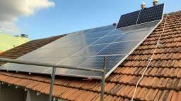 Energia Solar Fotovoltaica R$12.000