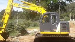 Escavadeira usada2008
