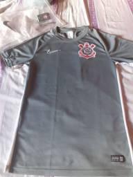 Nova blusa do Corinthians original de treino tamanho P r$ 85