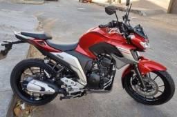 Fazer  2021 Yamaha YBR