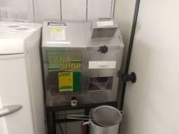 Máquina de caldo de cana inox