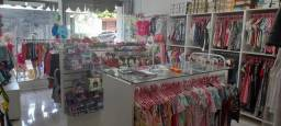 Vendo loja de confecção infantil