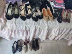 Lote calçados 34/35