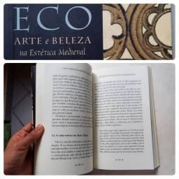 Livro Arte e beleza na estética medieval - Umberto Eco