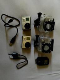 Cameras Go Pro Hero 3