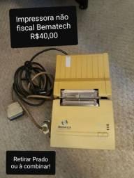 Impressora não fiscal Bematech