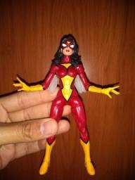Mulher aranha Marvel legends