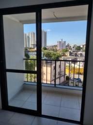 Apartamento novo 2/4 com suíte e varanda em Pernambués com total infraestrutura<br>