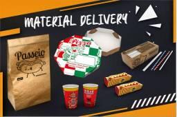 Material Delivery para seu negócio!