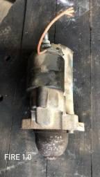 motor de partida/ arranque fiat palio, siena, uno 1.0 fire