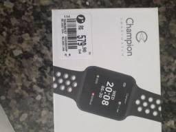 Relógio smartwatc Champion