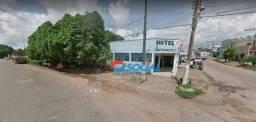 Hotel com 17 dormitórios à venda, 420 m² por R$ 0,01 - Embratel - Porto Velho/RO