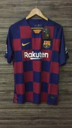 Camisa do Barcelona home 19/20