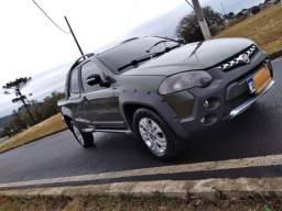 Fiat strada aventure locker cabina dupla 2013