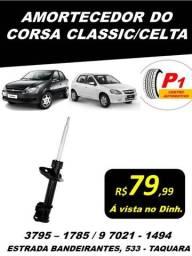 Título do anúncio: Amortecedor dianteiro do Celta/Corsa classic