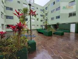 Apartamento com 3 dormitórios para alugar, 108 m² por R$ 1.300,00/mês - Centro - Pelotas/R
